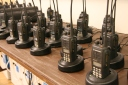 Thirty Walkie Talkies